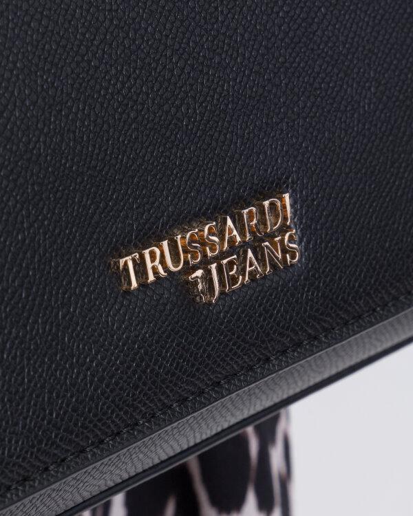 Torba Trussardi Jeans 75B00699_9Y099999_K299 czarny