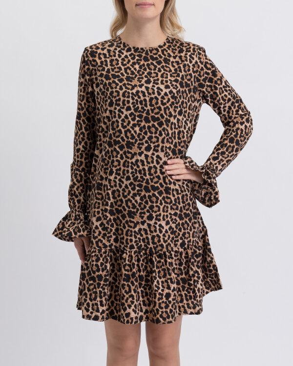 Sukienka Na-Kd 1014-000659_LEO beżowy