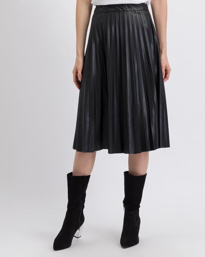 Spódnica Na-Kd 1018-003167_BLACK czarny - fot:1