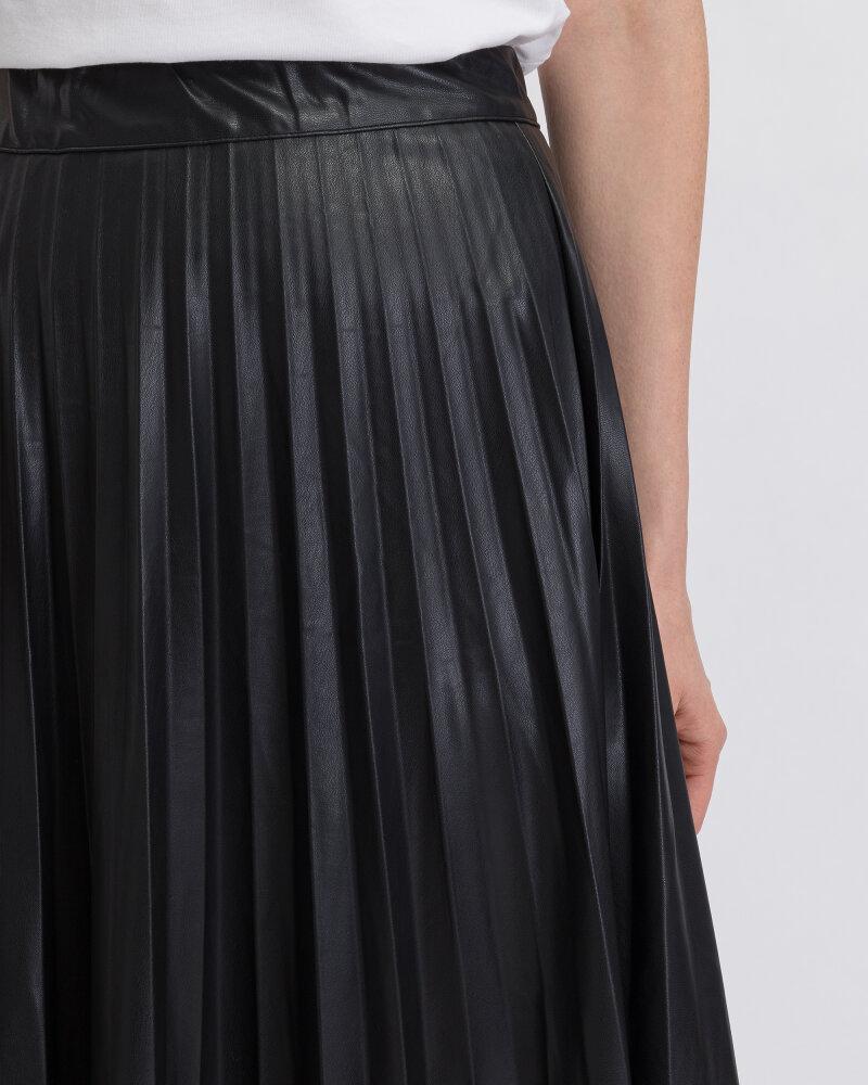 Spódnica Na-Kd 1018-003167_BLACK czarny - fot:2