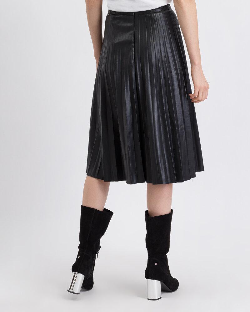 Spódnica Na-Kd 1018-003167_BLACK czarny - fot:3