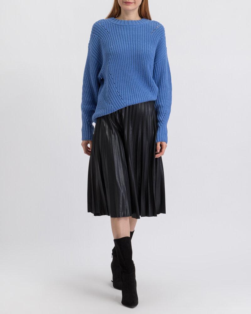 Spódnica Na-Kd 1018-003167_BLACK czarny - fot:4