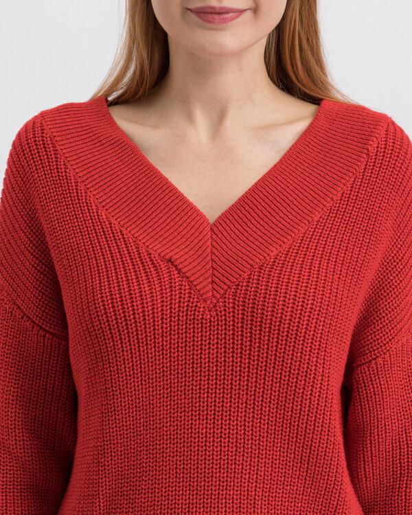 Sweter Na-Kd 1100-001900_POPPY RED czerwony