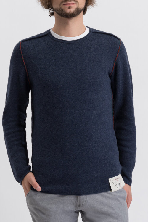 Sweter Colours & Sons 9219-150_660 granatowy