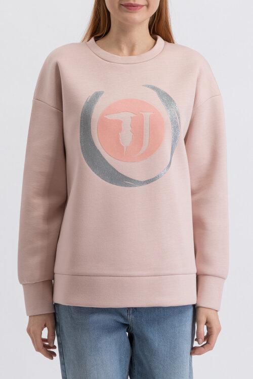Bluza Trussardi Jeans 56F00070_1T003042_P015 różowy