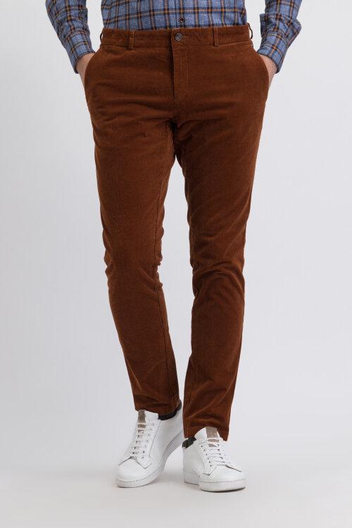 Spodnie Carl Gross 92-584R0 / 139373_72 brązowy