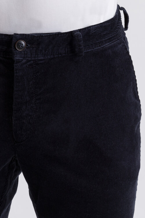 Spodnie Carl Gross 92-565R0 / 139353_63 granatowy