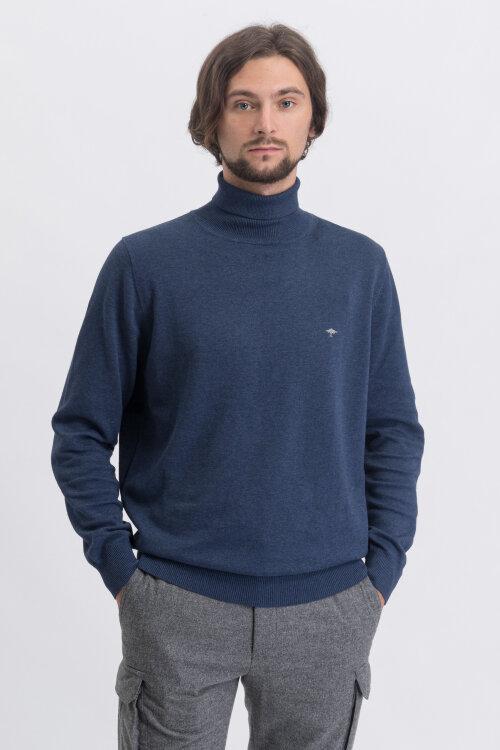 Sweter Fynch-Hatton 1219215_680 granatowy
