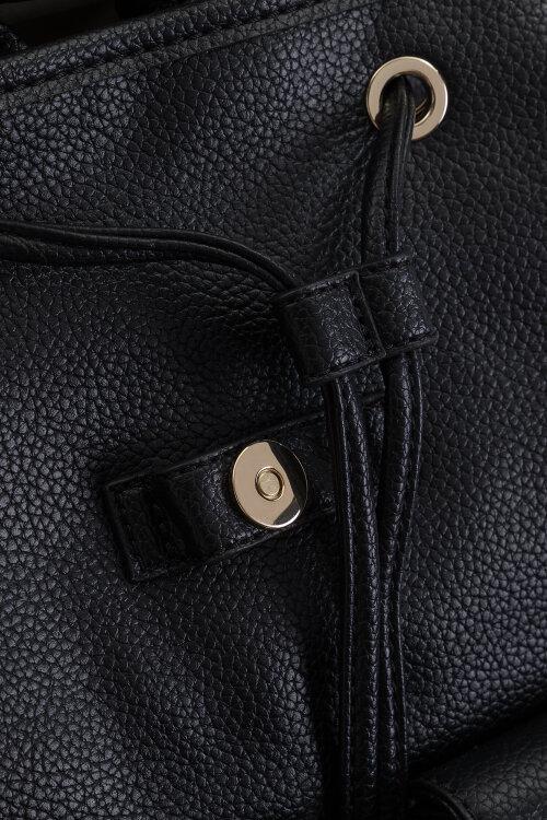 Torba Trussardi Jeans 75B00848_9Y099999_K299 czarny