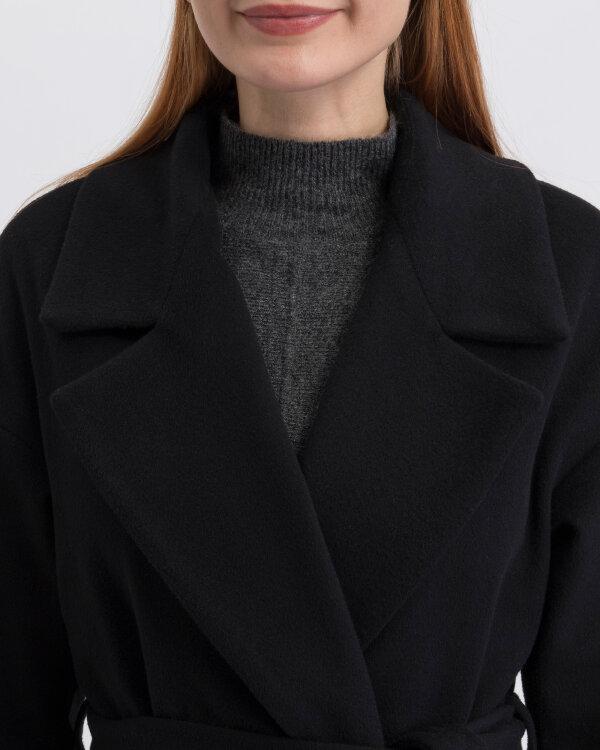 Płaszcz Fraternity JZ19_W-COA-0086_BLACK czarny