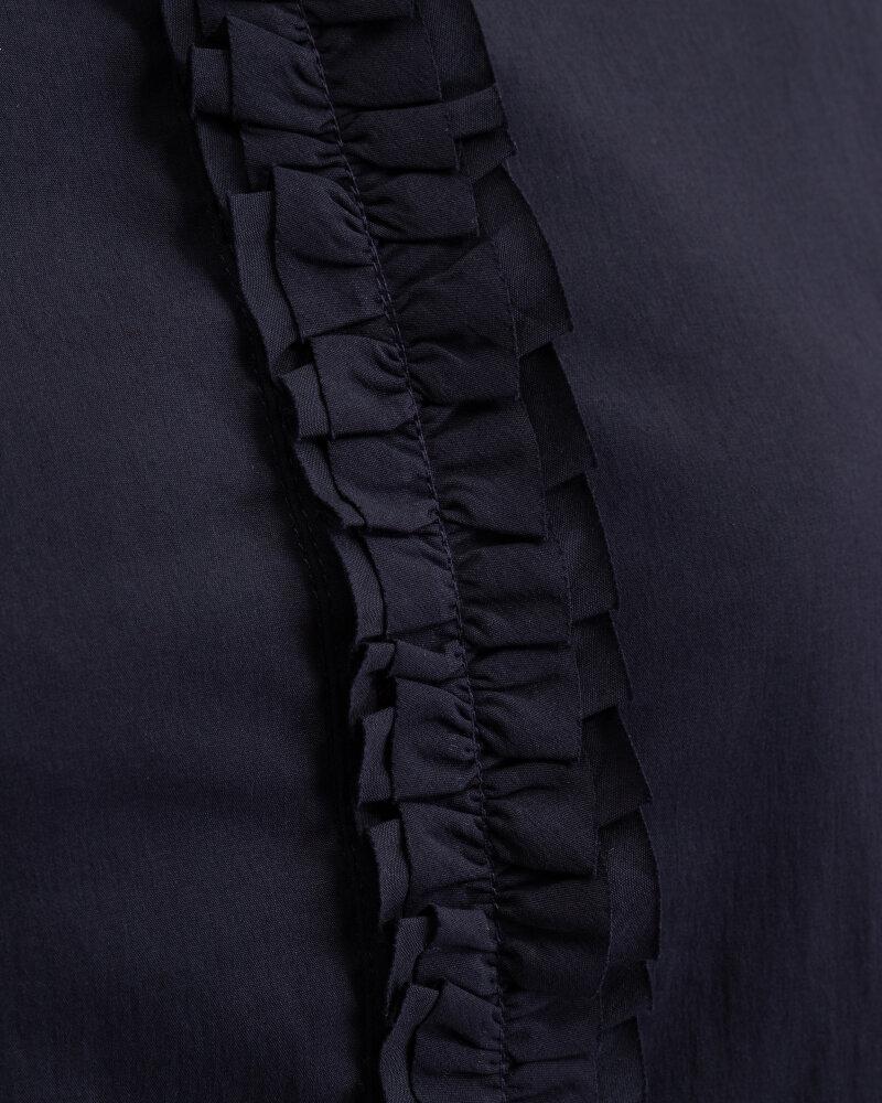 Koszula Bugatti 40592_2 3159_390 granatowy - fot:4