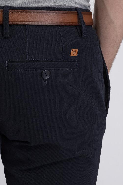 Spodnie Club Of Gents 92-505M0 / 239243_63 granatowy
