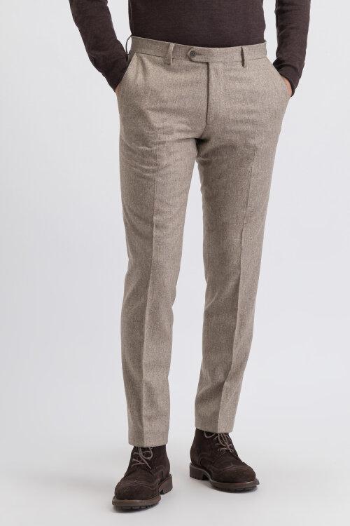 Spodnie Oscar Jacobson DIEGO 5115_3707_470 beżowy