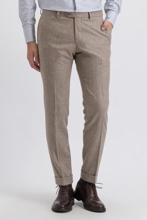 Spodnie Oscar Jacobson DEAN 534_3707_470 beżowy