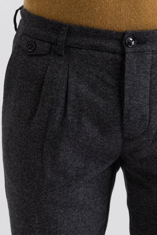 Spodnie Trussardi Jeans 52P00105_1T003197_E295 ciemnoszary