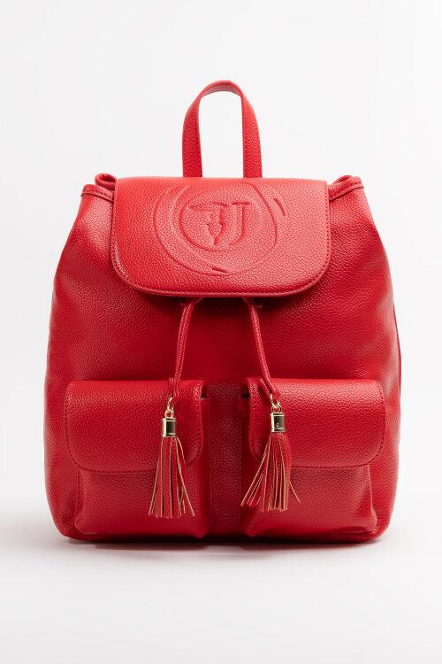 Torba Trussardi Jeans 75B00848_9Y099999_R150 czerwony