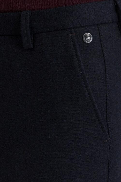 Spodnie Club Of Gents 92-222N0 / 239183_63 granatowy