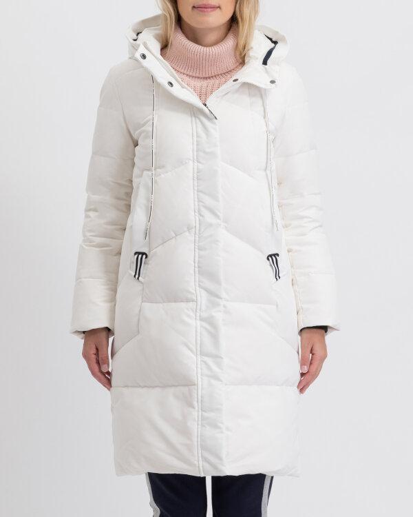 Kurtka Perso BLH 919066FX_BIALY biały