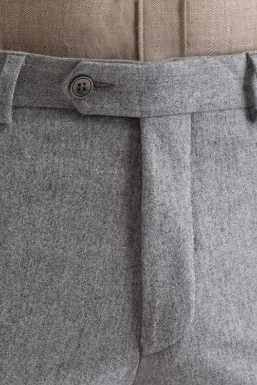 Spodnie Oscar Jacobson DEAN 534_3707_138 jasnoszary