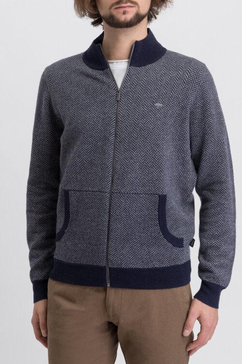 Sweter Fynch-Hatton 1219314_1646 granatowy