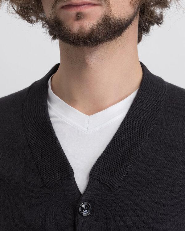 Sweter Trussardi Jeans 52M00276_0F000417_K299 czarny