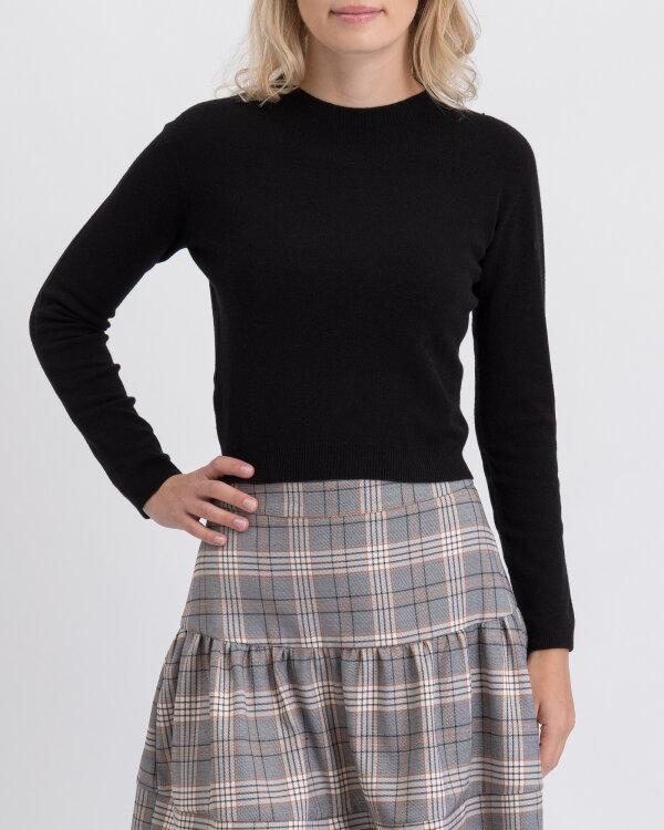 Sweter Fraternity JZ19_5016_BLACK czarny