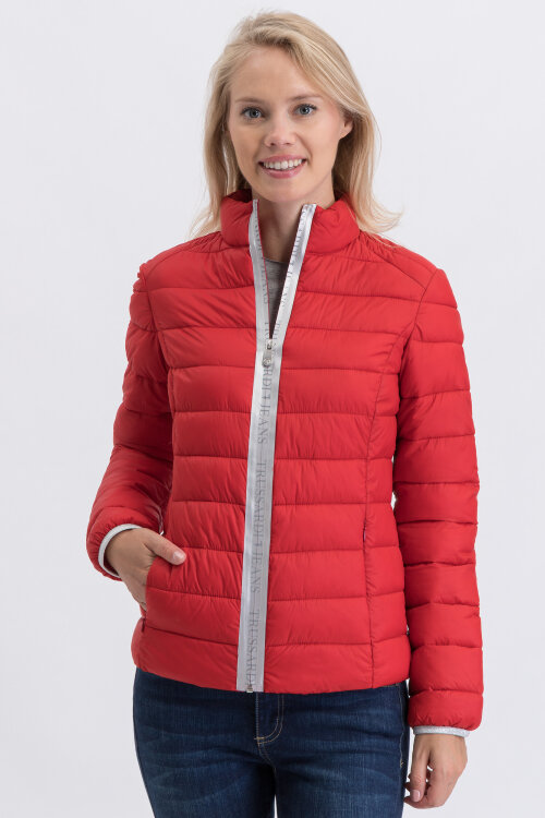 Kurtka Trussardi Jeans 56S00353_1T001596_R170 czerwony