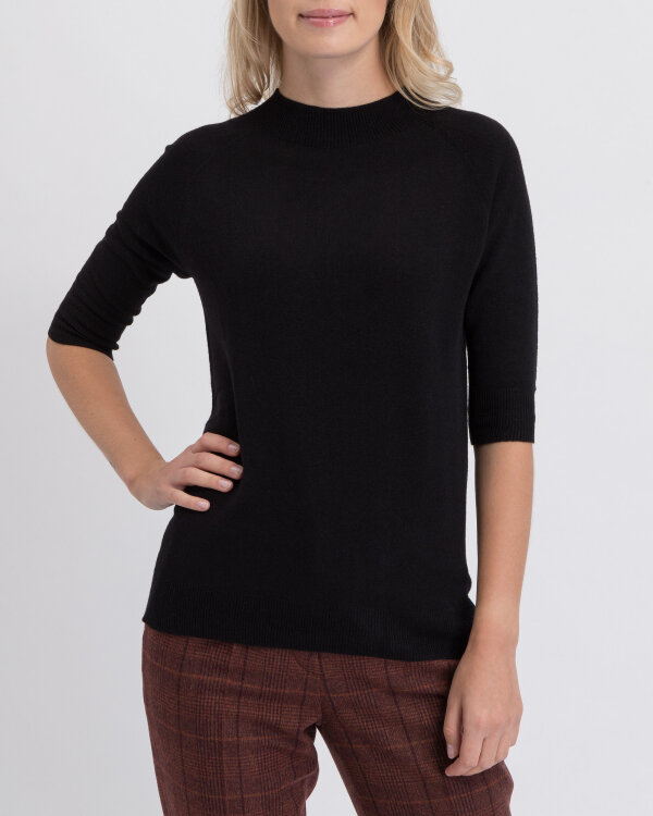 Sweter Fraternity JZ19_1729_BLACK czarny