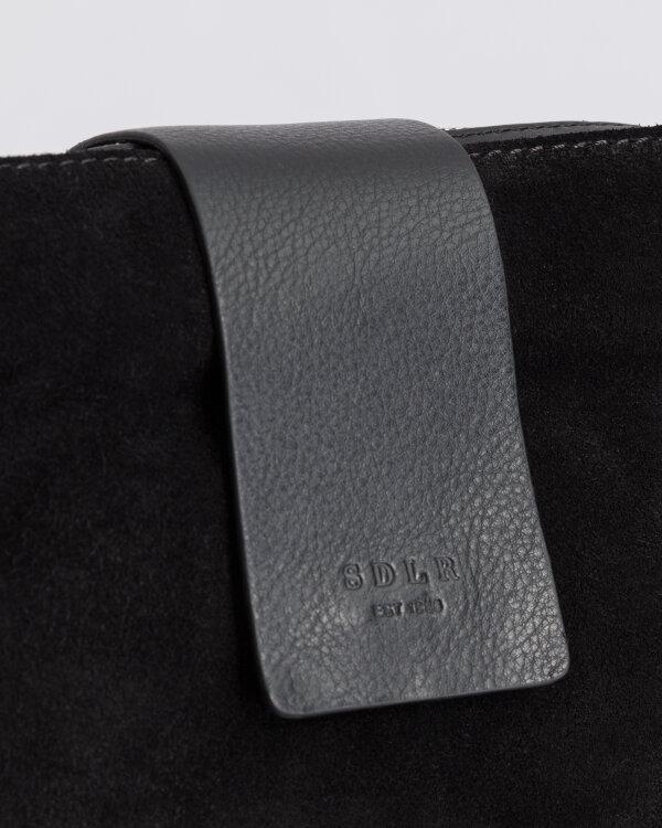 Torba Saddler 112470001_BLACK czarny