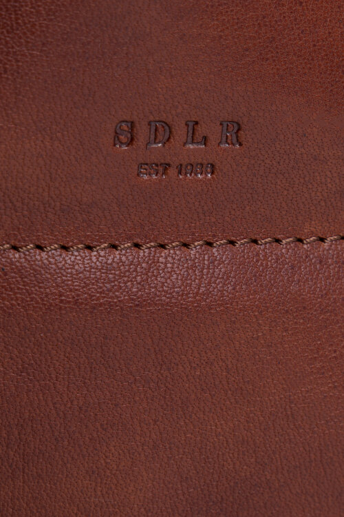 Torba Saddler 110880046_MIDBROWN brązowy