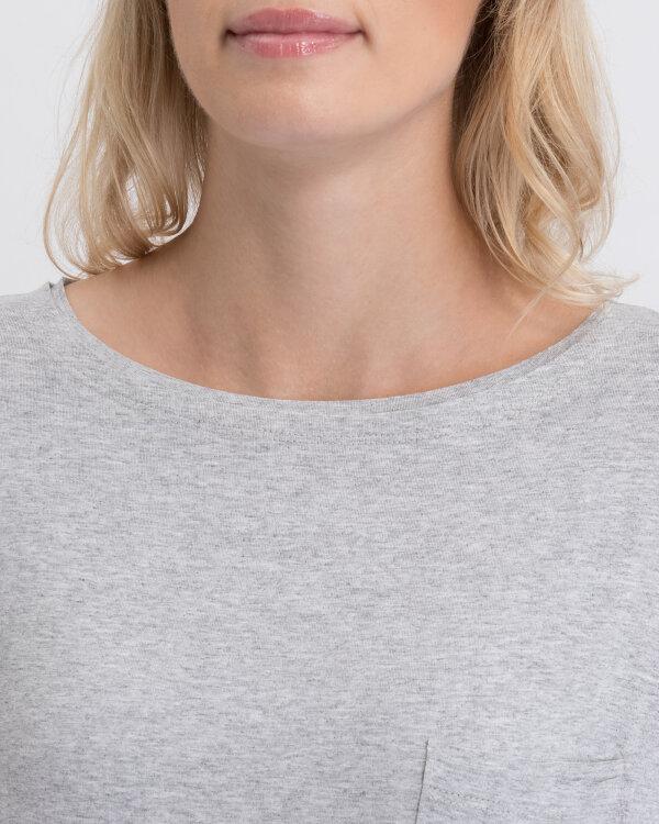 T-Shirt Fraternity NOS_W-TSH-0046 NOS_OPITIC GREY/V jasnoszary