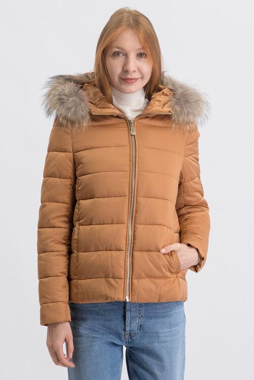 Kurtka Trussardi Jeans 56S00358_1T002741_B055 pomarańczowy