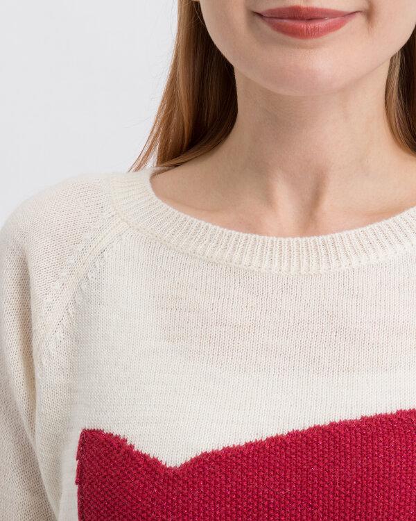 Sweter Gas 98684_FLOORA_1017 kremowy