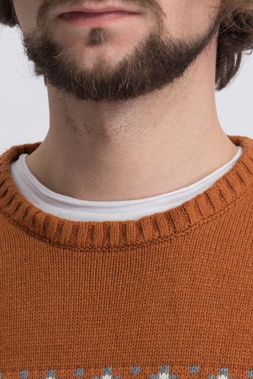 Sweter Mexx 53212_318551 pomarańczowy