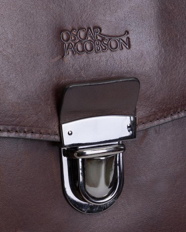 Torba Oscar Jacobson 15559_DK.BROWN brązowy