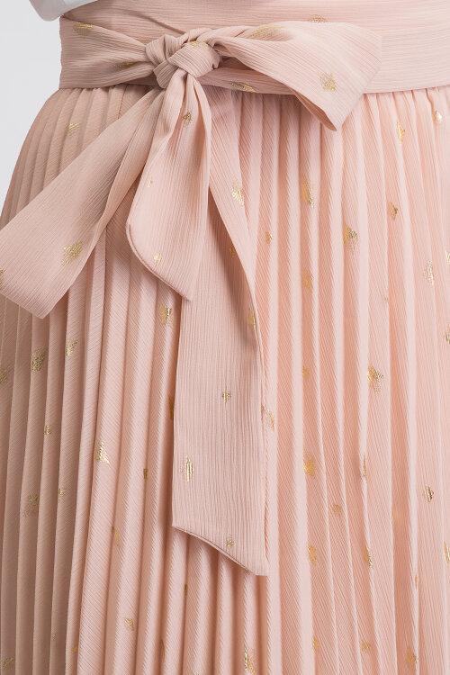 Spódnica Trussardi Jeans 56G00101_1T003071_P015 różowy