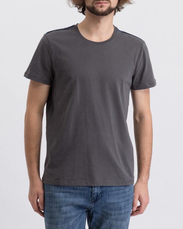 T-Shirt Mexx 53601_190201 ciemnoszary