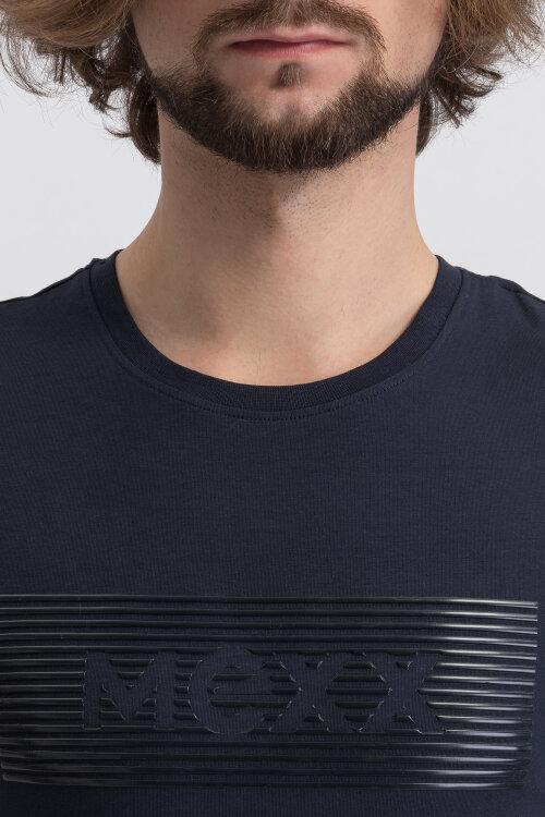 T-Shirt Mexx 53608_194020 granatowy