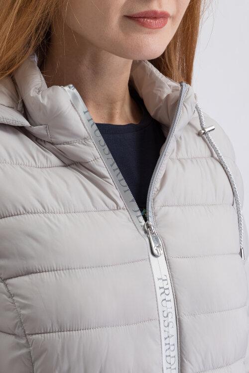 Kurtka Trussardi Jeans 56S00354_1T001596_E050 jasnoszary