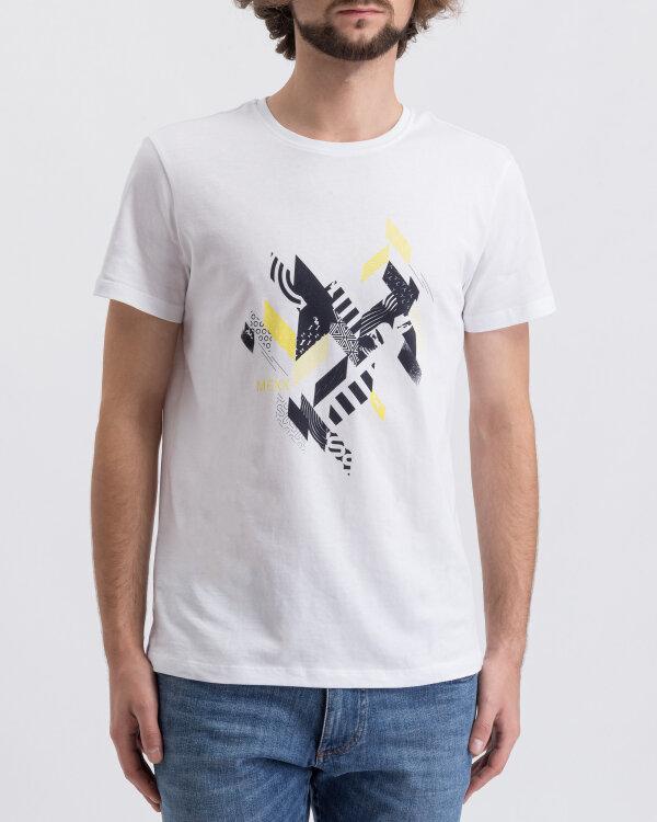 T-Shirt Mexx 53610_110601 biały