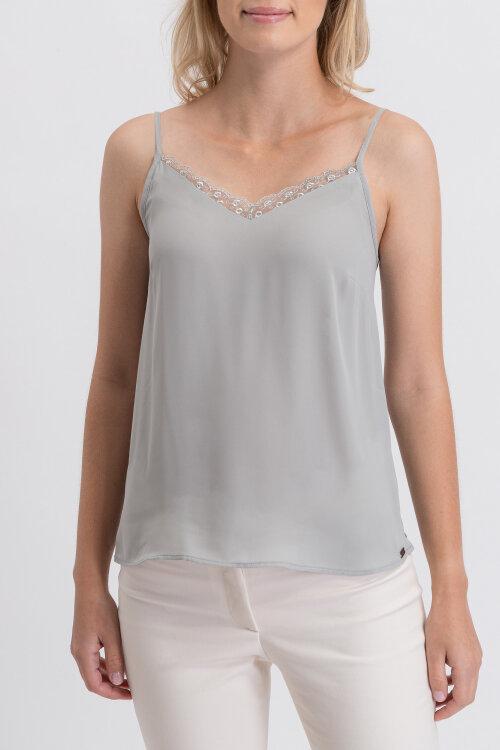 T-Shirt Mexx 73536_300009 jasnoszary