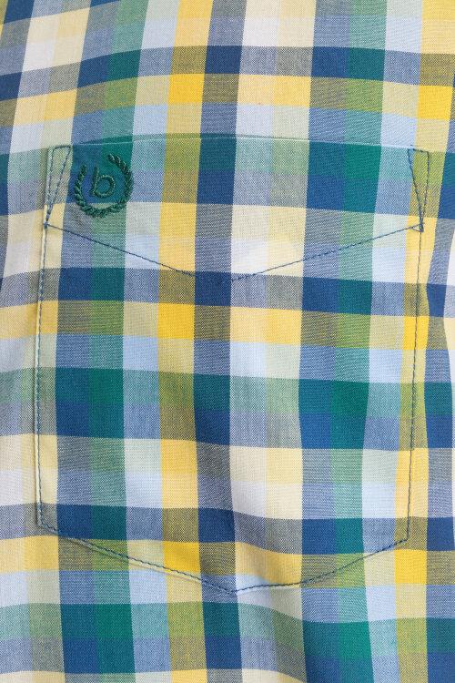 Koszula Bugatti 38917_7 9400_620 wielobarwny