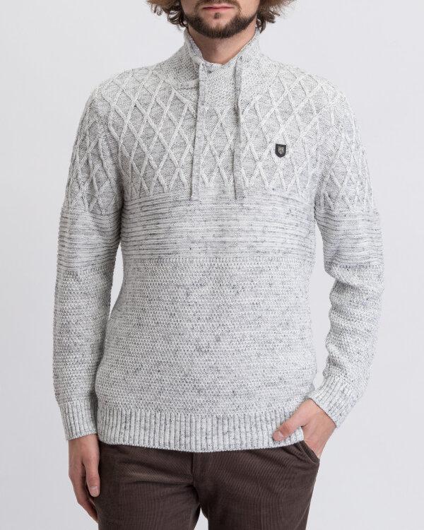 Sweter Campione 2097611_111010_10901 biały