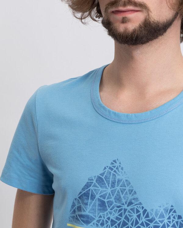 T-Shirt Mexx 53605_164127 niebieski
