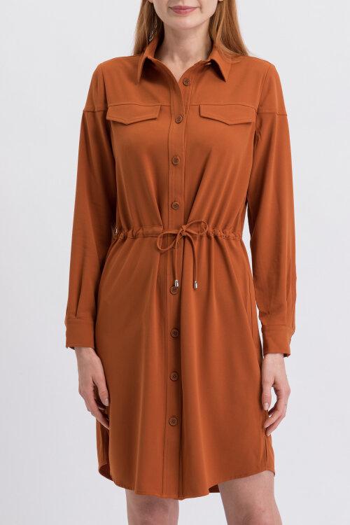 Sukienka Mexx 73347_181244 pomarańczowy