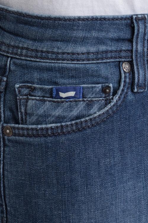 Spodnie Gas 92810_SAX ZIP_WL34 niebieski