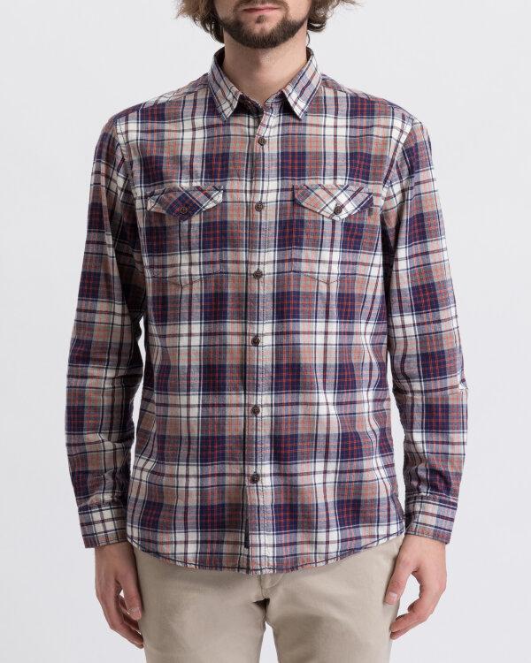 Koszula Pioneer Authentic Jeans 04222_07257_519 wielobarwny
