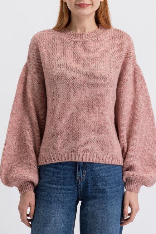 Sweter Na-Kd 1018-003193_PEACHY ROSE różowy