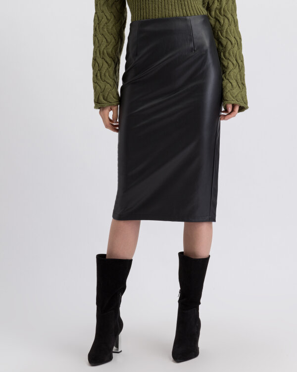 Spódnica Na-Kd 1018-003226_BLACK czarny