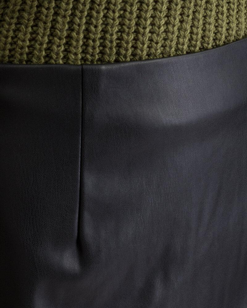 Spódnica Na-Kd 1018-003226_BLACK czarny - fot:2